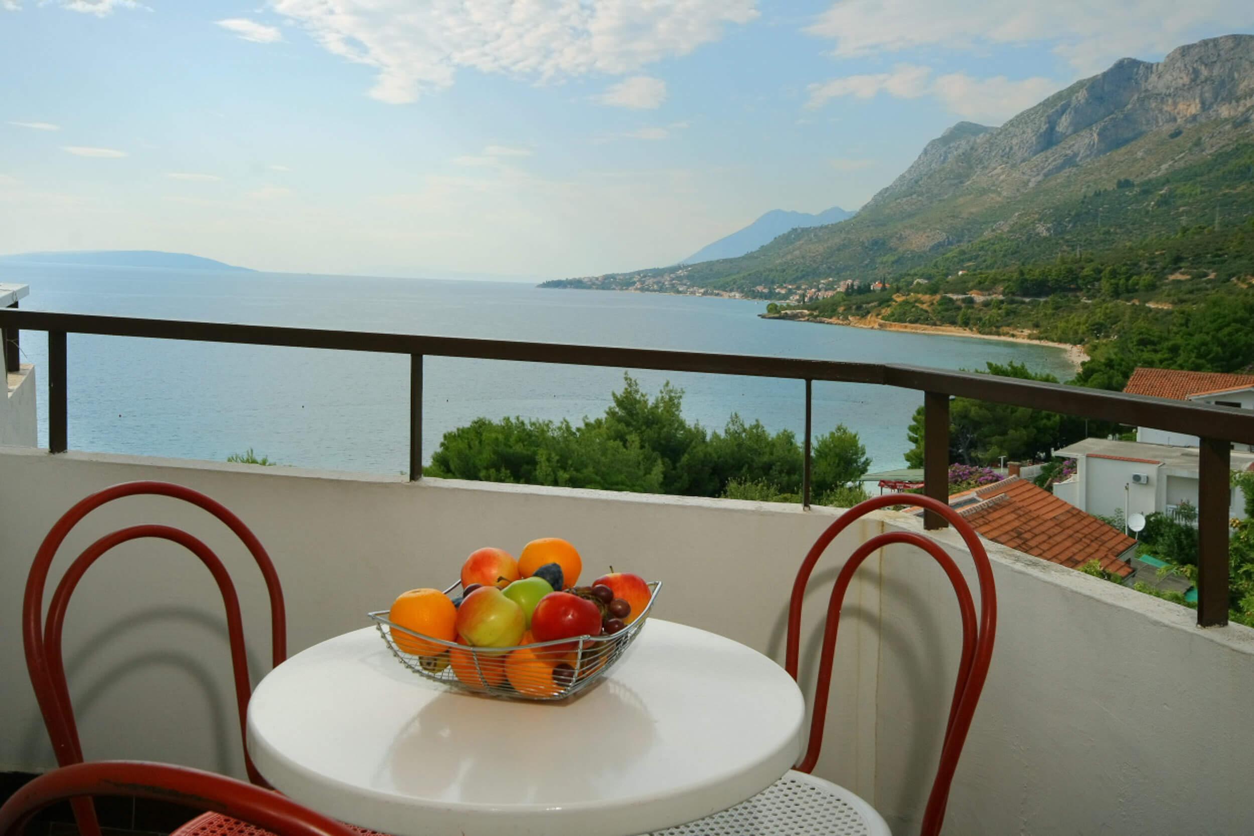 Comfort double room_balcony 2